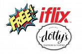 Tech ARP 20th Anniversary Giveaway Week 5 – iflix + Dotty's
