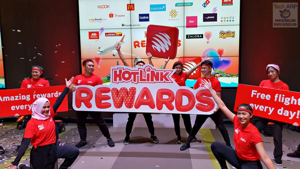 The New 2018 Hotlink Rewards Program Explained!