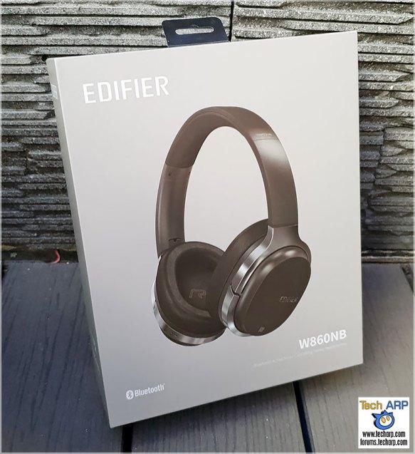 Edifier W860NB box