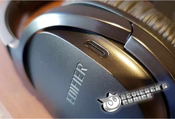 Edifier W860NB Active Noise Cancelling Headphones Review!