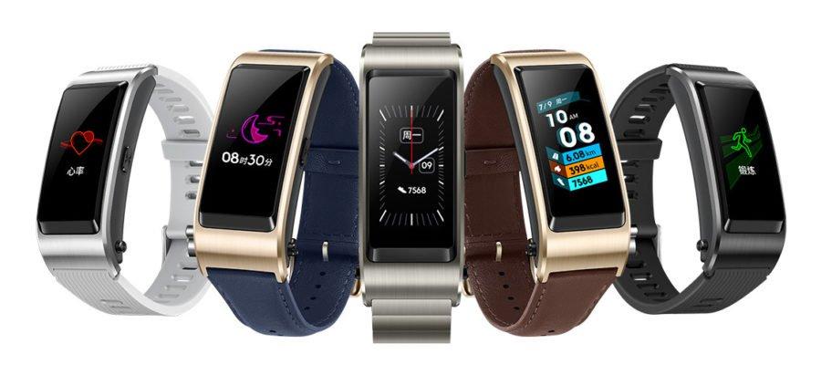 Huawei TalkBand B5 variants