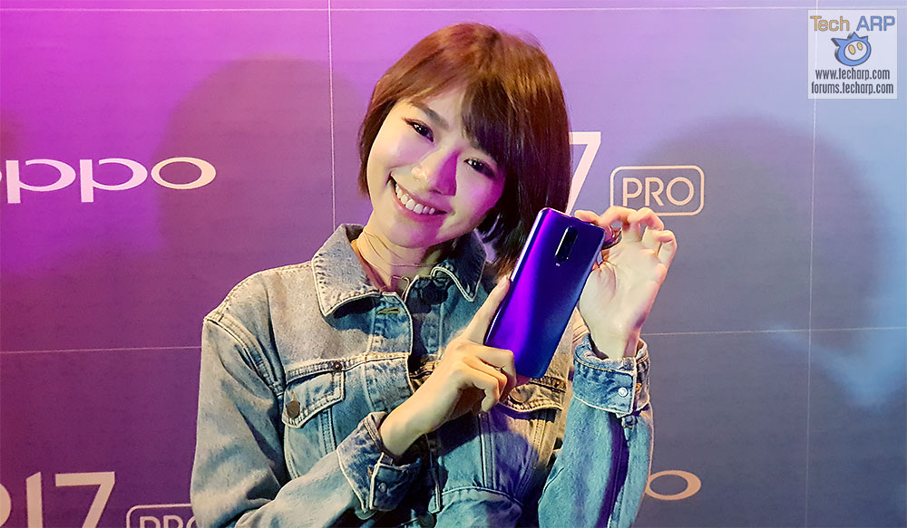 The Official OPPO R17 Pro Tech Briefing + Showcase!