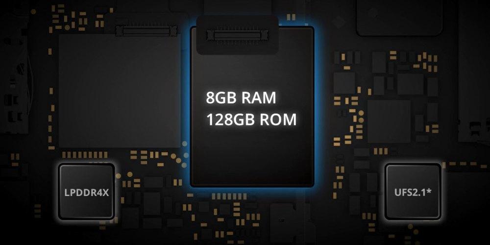 Realme 2 Pro memory and storage