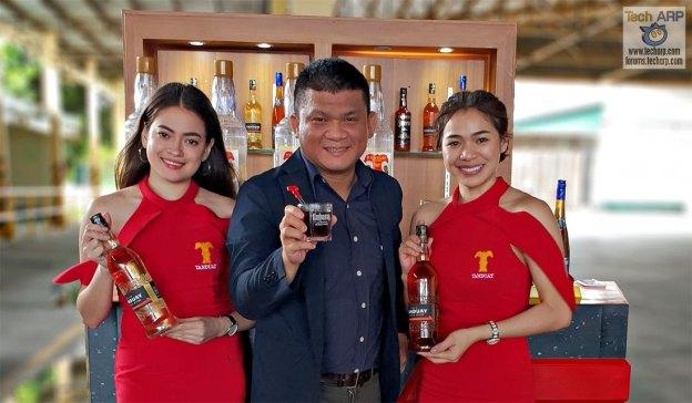 Tanduay Distillers Factory Visit + Rum Tasting Tips!