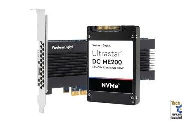 Western Digital Ultrastar DC ME200 Memory Drive Revealed!