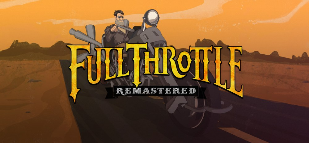 Full Throttle Remastered Is FREE For A Limited Time!