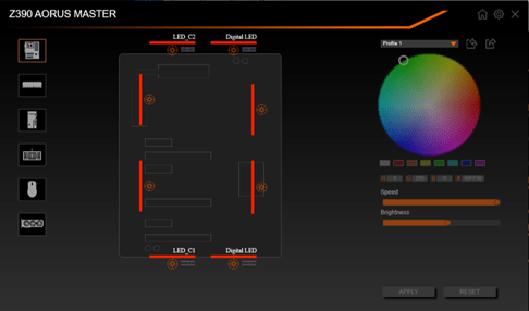 The New GIGABYTE RGB Fusion 2 0 Software Is Out! | Tech ARP
