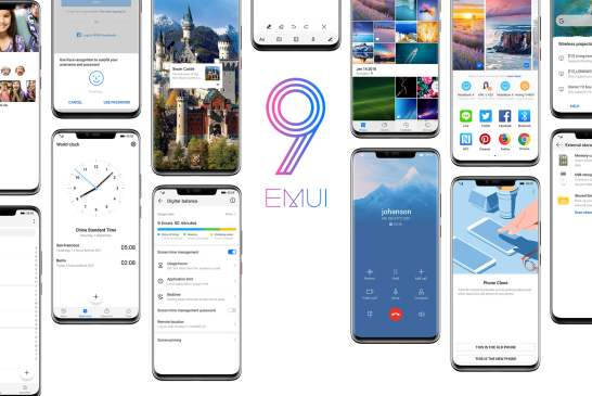 Find Out What's New In Huawei EMUI 9.0!