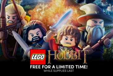 The LEGO Hobbit Game Is FREE For A Limited Time!