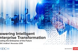 Lenovo + IDC : Powering Intelligent Enterprise Transformation