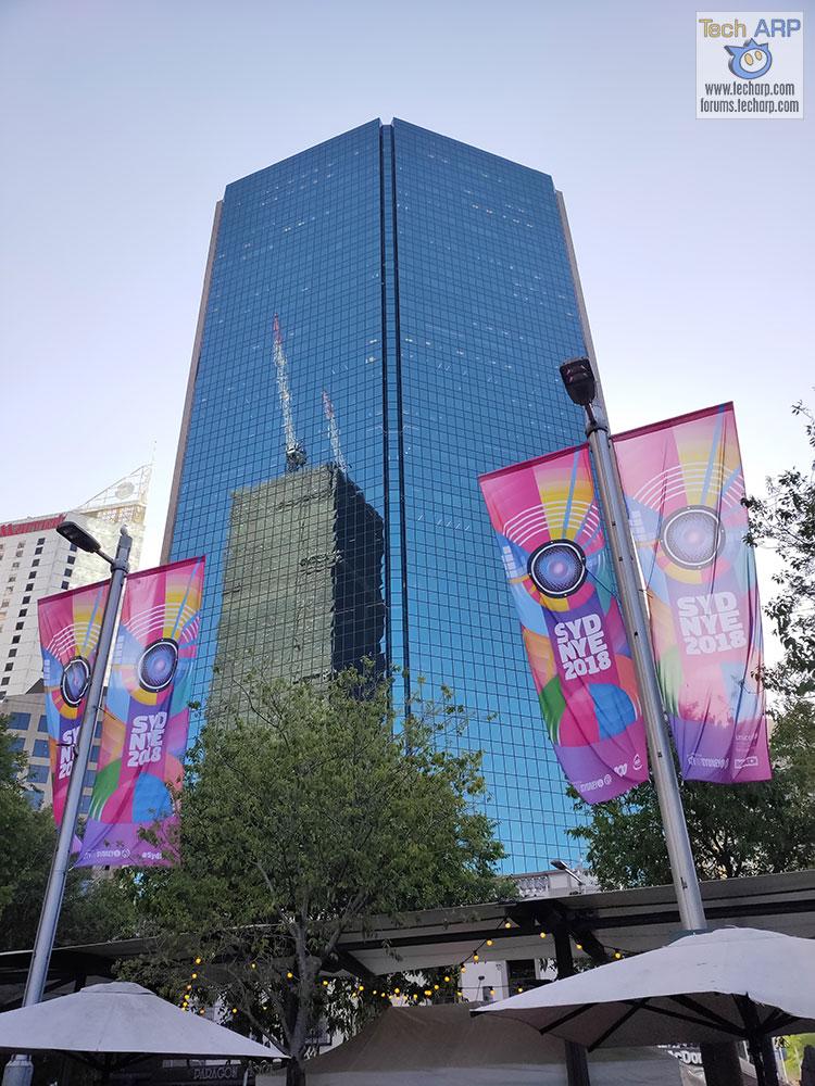 OPPO R17 Pro Photos Of Sydney - Sydney Gateway Plaza