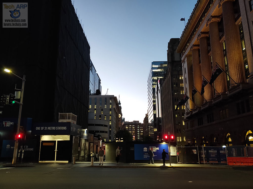 OPPO R17 Pro Photos Of Sydney - Martin Place