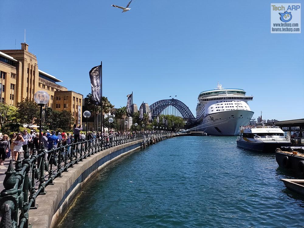 OPPO R17 Pro Photos Of Sydney - Circular Quay