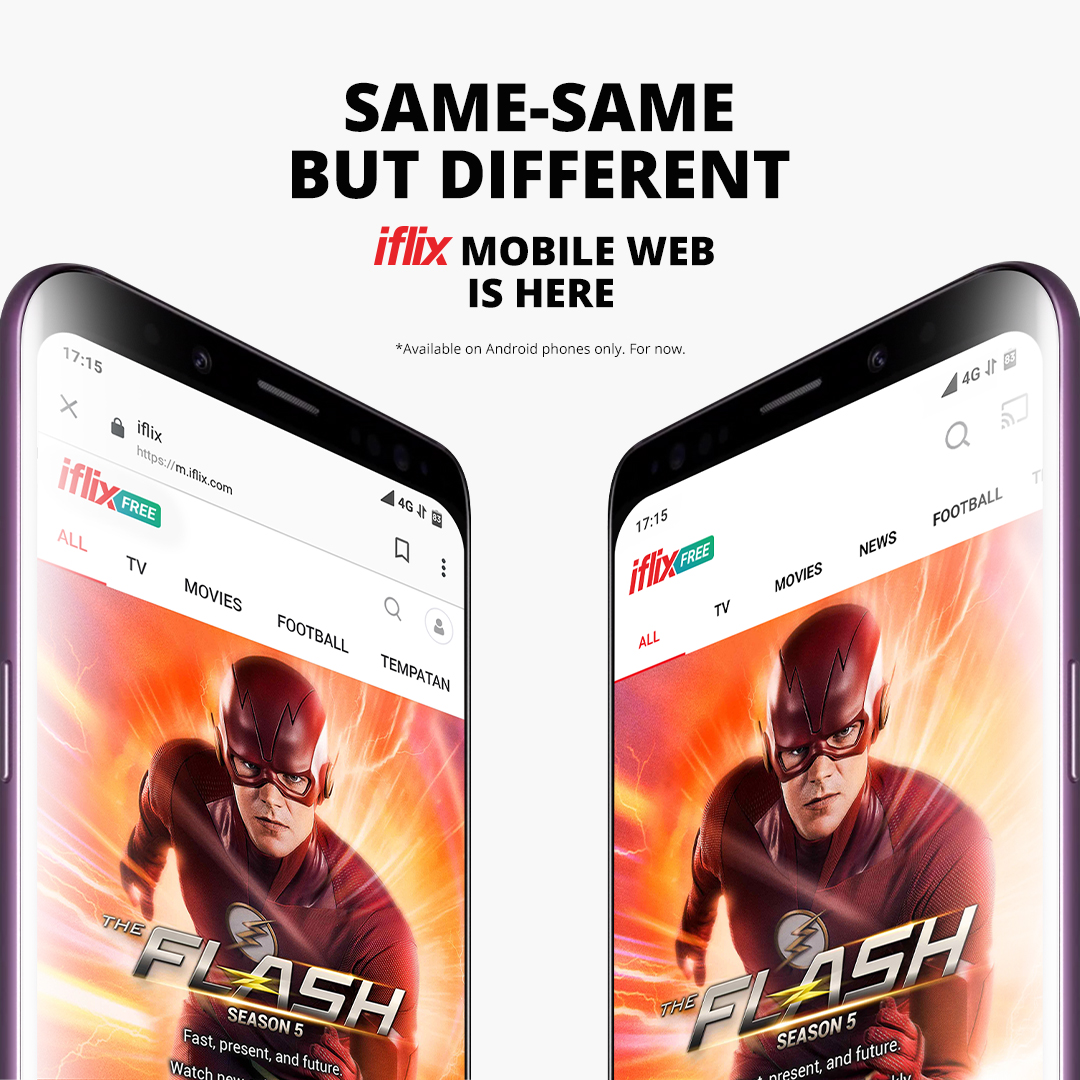 Over 60 FREE Movies Now Available On iflix Mobile Web