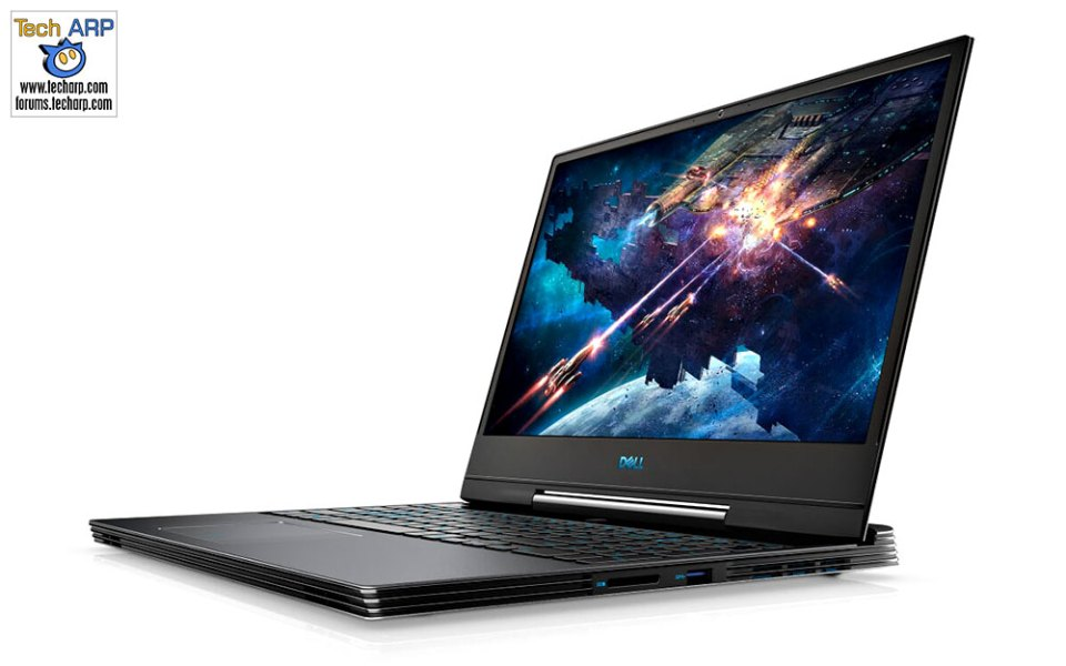 2019 Dell G7 15 gaming laptop