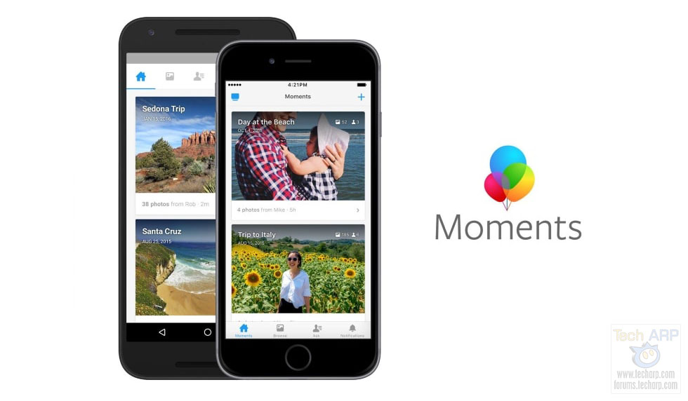 Facebook Moments - The App You Never Knew - Is DEAD!
