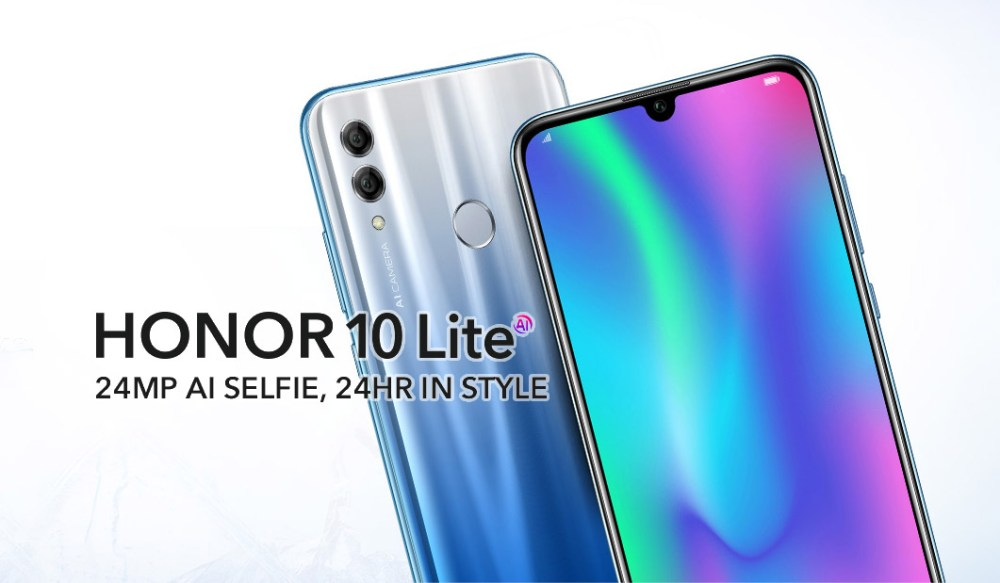 The HONOR 10 Lite Price, Offer + Tech Briefing!