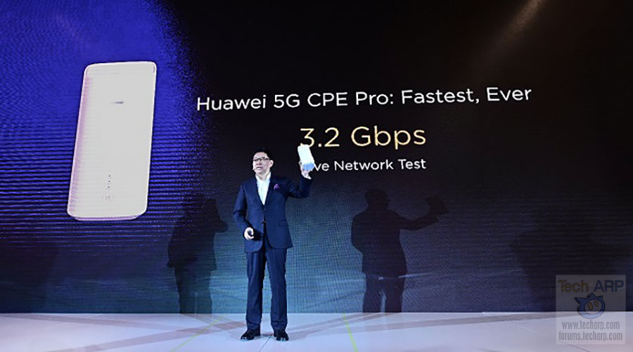 The HUAWEI 5G CPE Pro Mobile 5G Modem Revealed!