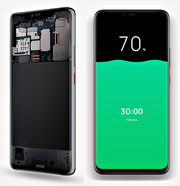 HUAWEI Mate 20 Pro battery life