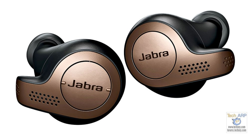 Jabra Elite 65t Wireless Earbuds With 4-Mic Tech Revealed!