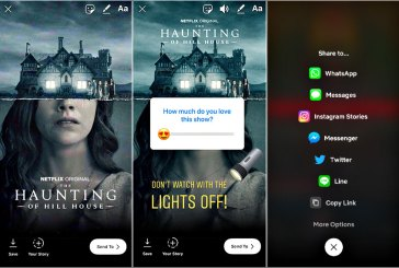 Learn How To Share Netflix Titles On Instagram Stories!