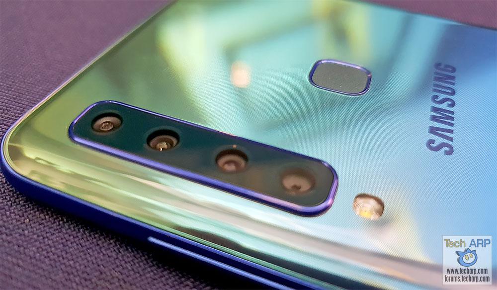 The Samsung Galaxy A9 2018 Review - 4X Camera, 4X Fun?