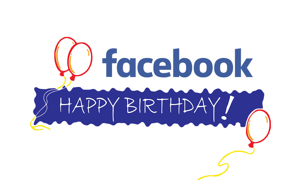 Guess What - Facebook Is 15 Years Old!