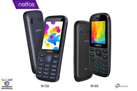The Neffos N150 + N105 Feature Phones Revealed!