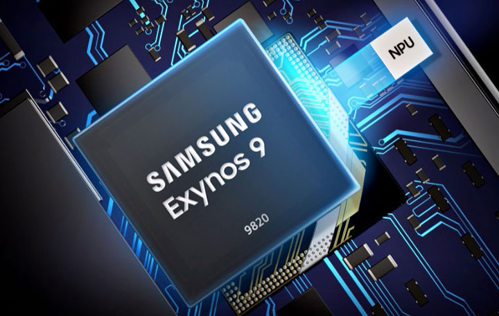 Samsung Exynos 9820 mobile SoC