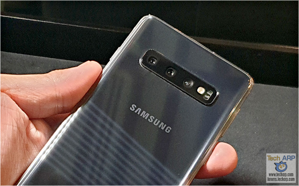 The Samsung Galaxy S10 (SM-G973) Smartphone Preview!