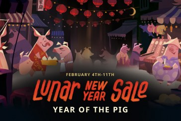 The 2019 Steam Lunar New Year Sale Examined!