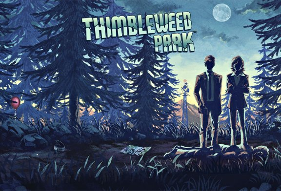 Thimbleweed Park - How To Get This Game For FREE!
