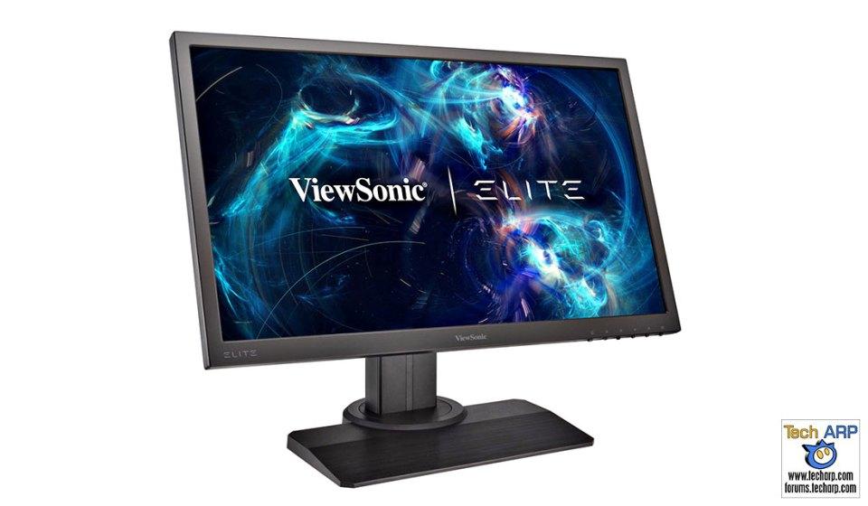 The ViewSonic XG240R FreeSync Gaming Monitor Revealed!