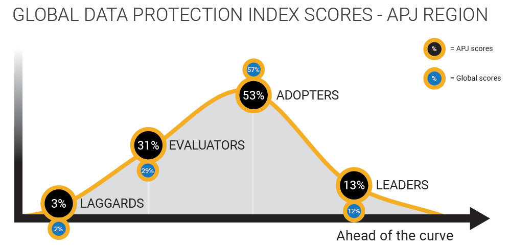 2019 Dell EMC Global Data Protection Index infographic 05