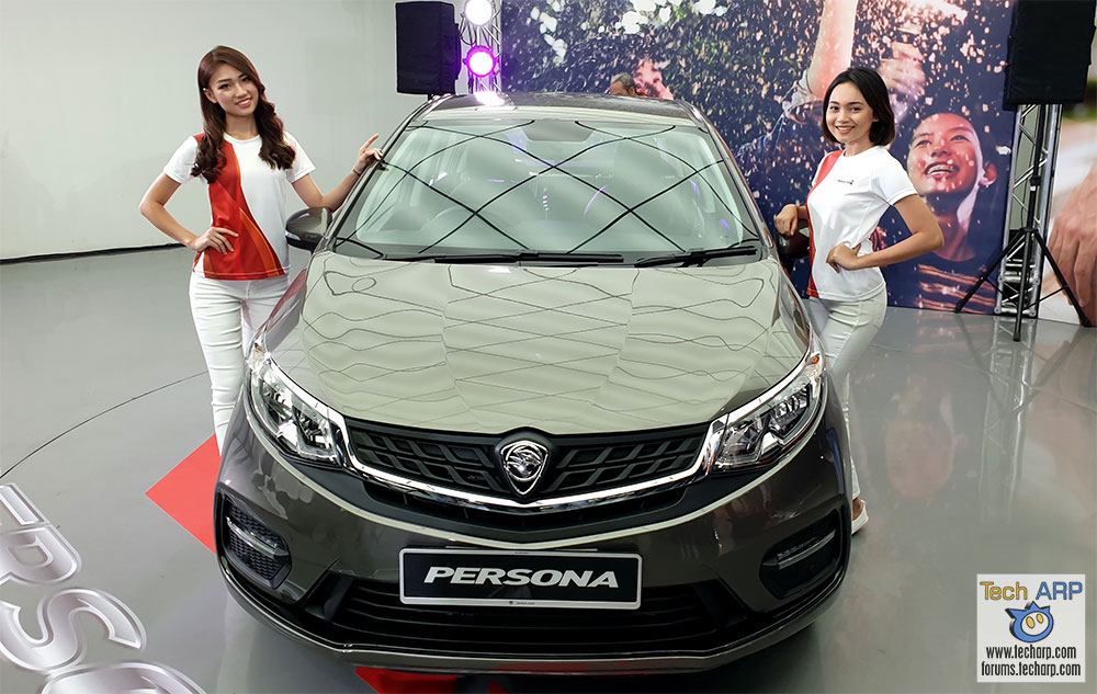 Proton Unveils 2019 Persona With 303 Improvements!