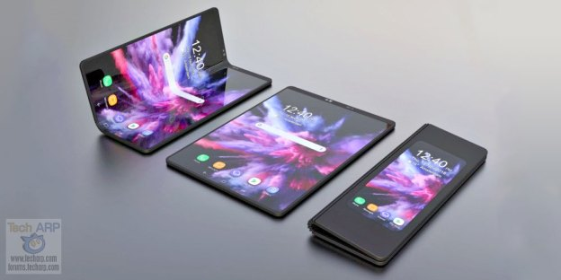 Improved 2019 Samsung Galaxy Fold Details CONFIRMED!