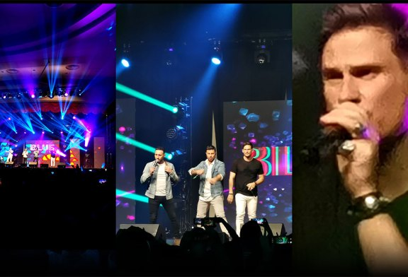 HUAWEI P30 Pro SuperZoom Samples From Blue Concert!