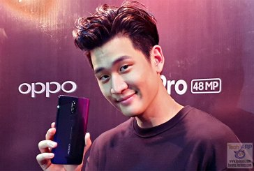 The Complete OPPO F11 Pro Launch + Mini Concert!