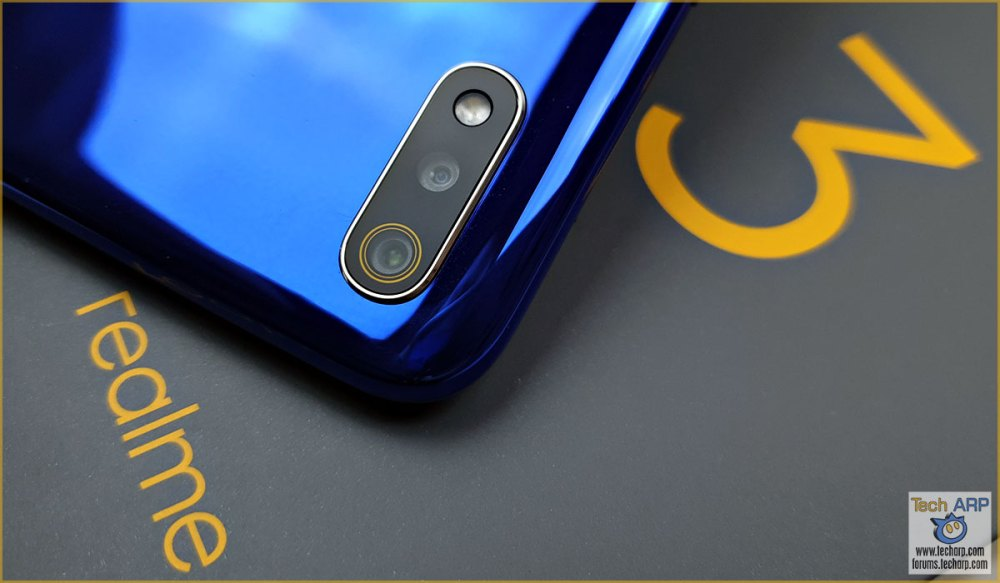 The Realme 3 (RMX1821) Smartphone In-Depth Review!
