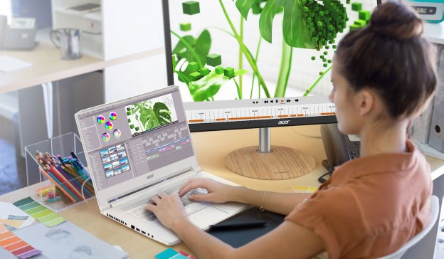 The Acer ConceptD 7 - 6K RED Video Editing On-The-Go!