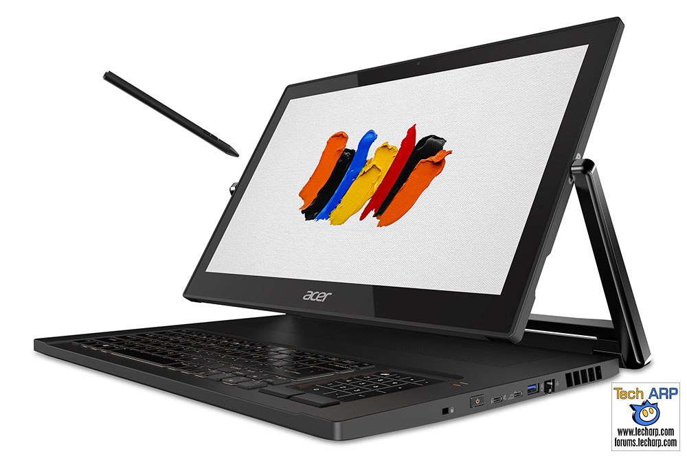 The 17.3-inch Acer ConceptD 9 Creator Laptop Revealed!