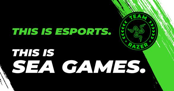 Razer Sponsors Malaysian eSports Team To SEA Games 2019!
