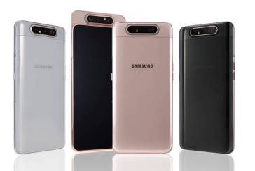 The Samsung Galaxy A80 With Rotating Camera Revealed!