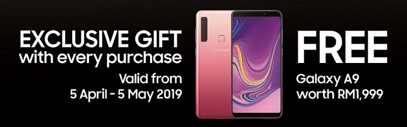 The 1TB Galaxy S10 Plus Comes With A FREE Galaxy A9!