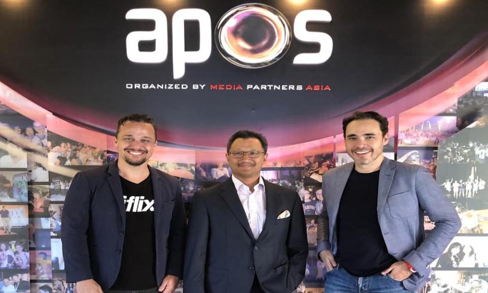 iflix-Media Prima partnership
