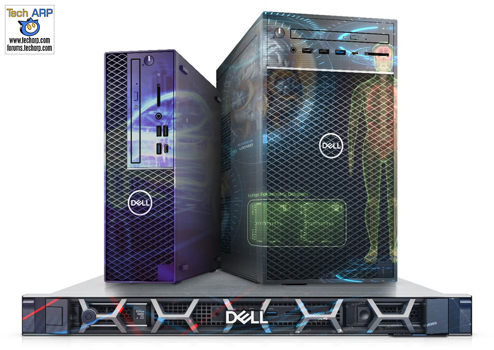 2019 Dell Precision Family - 3431 and 3630 and 3930