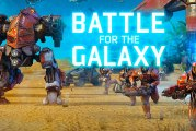 Ice Bastion Pack (Battle For The Galaxy F2P Game) Is FREE!