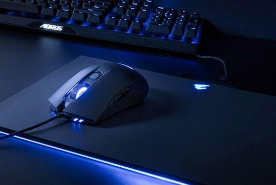The GIGABYTE AORUS M4 Gaming Mouse Revealed!