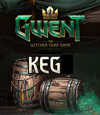 GWENT Card Keg