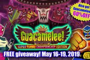 Guacamelee! - Get This Action Platform Game For FREE!